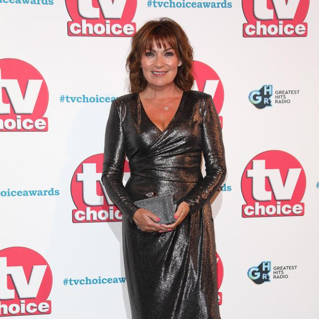 Lorraine Kelly thinks daughter is 'probably better off' in Singapore amid pandemic
