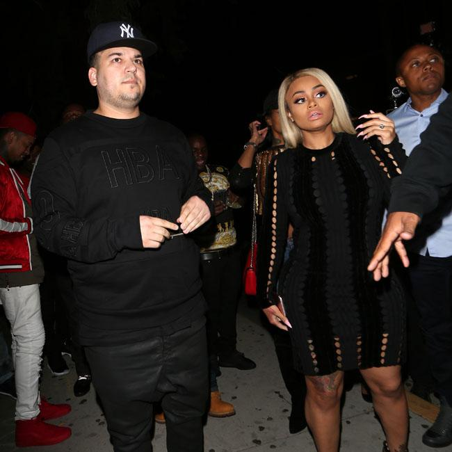 Blac Chyna called DCFS to investigate Rob Kardashian