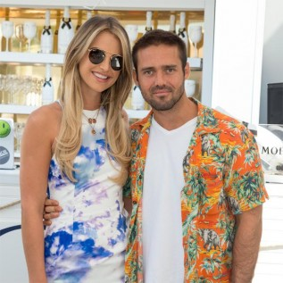 Spencer Matthews and Vogue Williams' TV series axed by E4