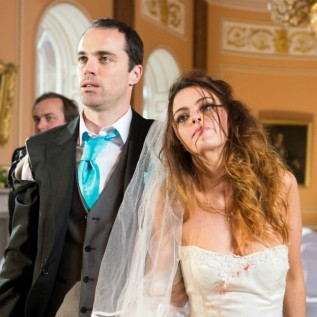 Jennifer Metcalfe 'privileged' as Hollyoaks Favourites looks back at Mercedes wedding