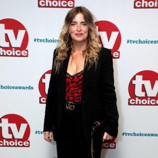 Emmerdale's Emma Atkins would love more screen time with Jeff Hordley
