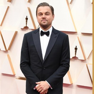 Leonardo DiCaprio supporting America's Food Fund