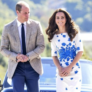 Prince William and Duchess Catherine thank NHS staff for their work with personal phone call