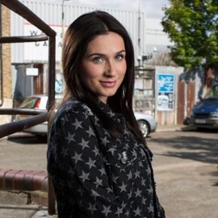 EastEnders' Milly Zero has 'learned so much' from Adam Woodyatt and Letitia Dean