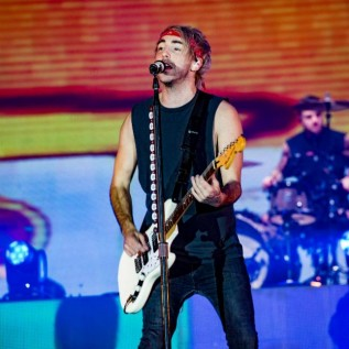 All Time Low want new album to give people 'a bit of hope' amid coronavirus crisis