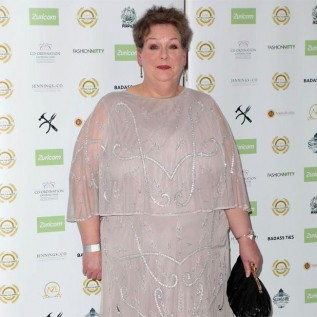 Anne Hegerty is loving self-isolation despite tough circumstances