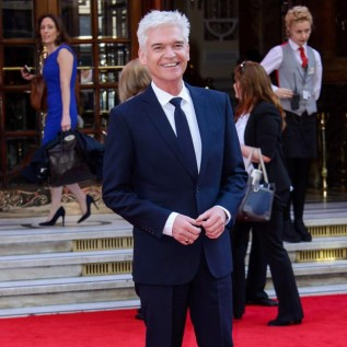 Phillip Schofield celebrates birthday with star-studded video call