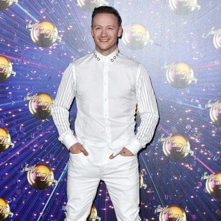 Kevin Clifton would love WWE job